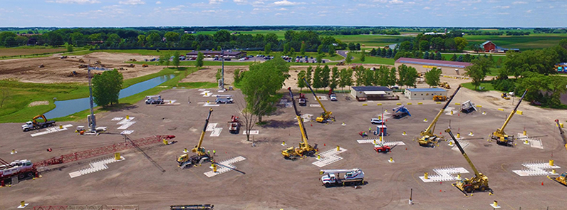 ATS Heavy Equipment Operator Training School, Crane Operator