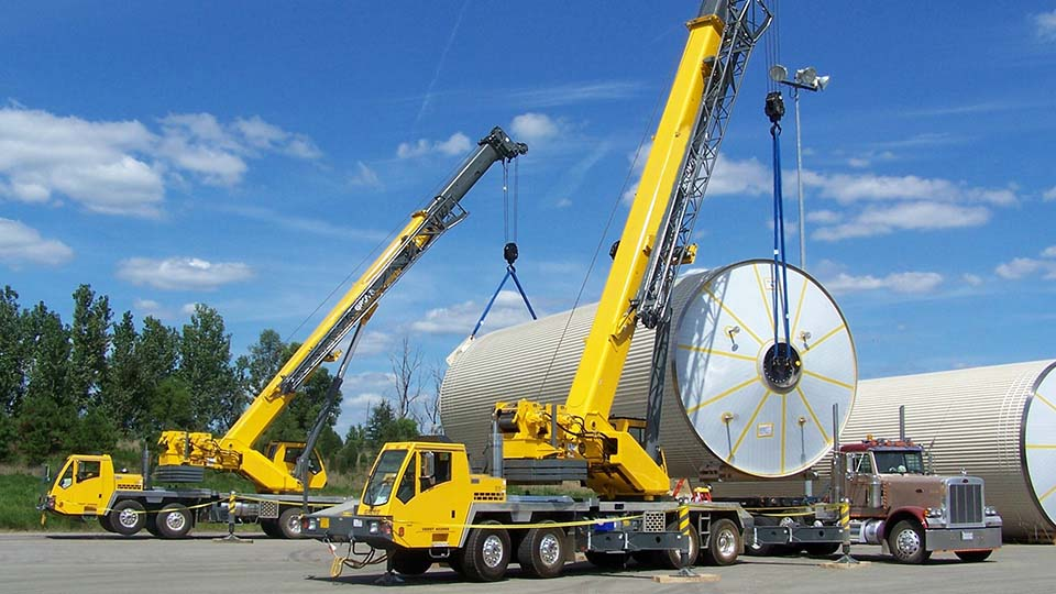 Mobile Crane Training