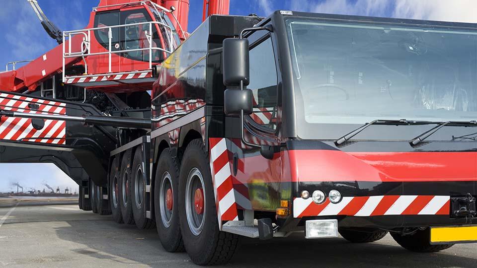 Ats Heavy Equipment Operator Training School Crane