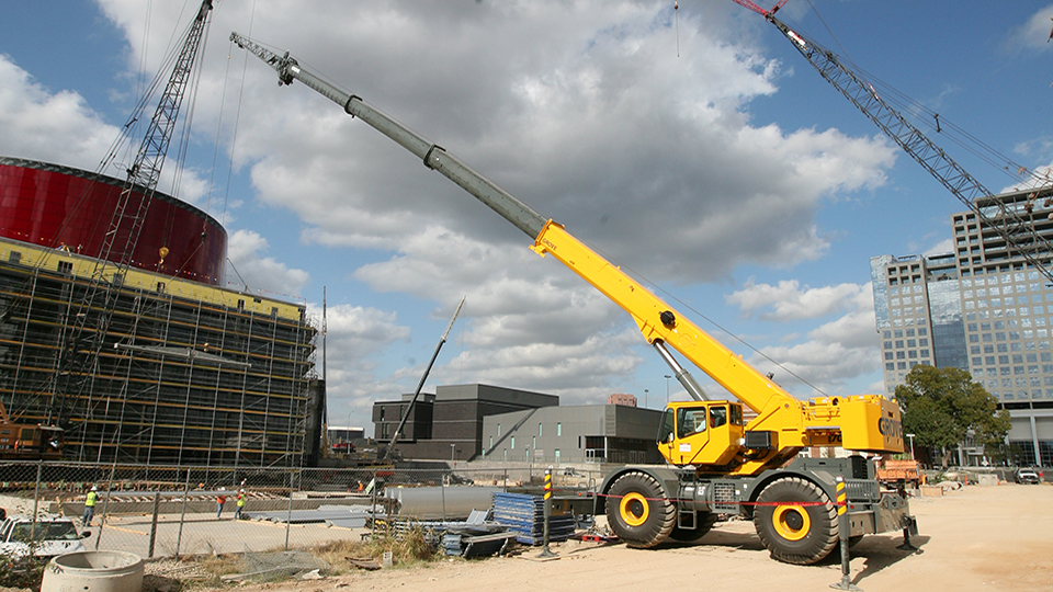 Mobile Crane Driver : Ats heavy equipment operator training school crane